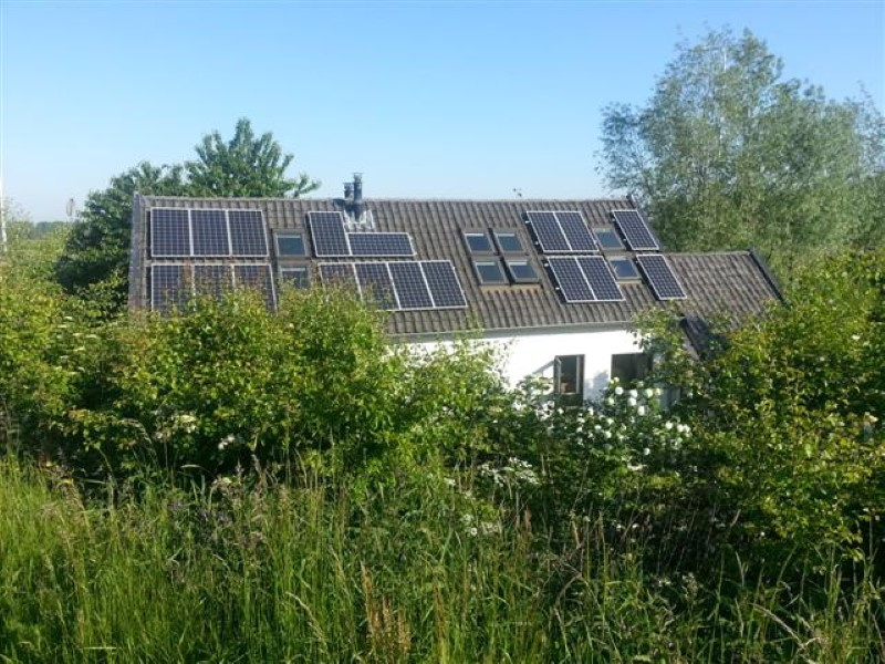 De Welldaad blog 20130605 - Zonnepanelen Custom
